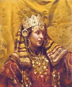 Carbonero-Novia Judia-1881